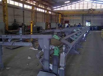 Montagem Industrial (Mecânica e Eletrica)